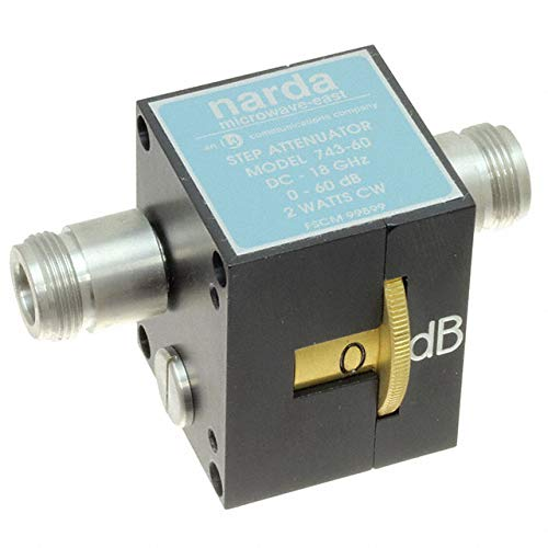 RF Attenuator 60DB 50 Ohm Modul