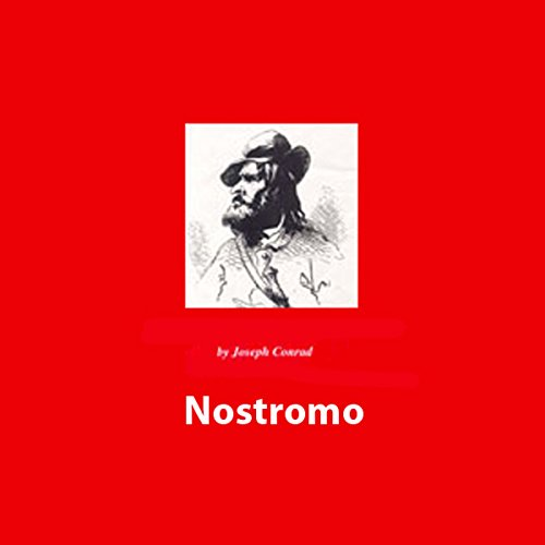 Nostromo audiobook cover art