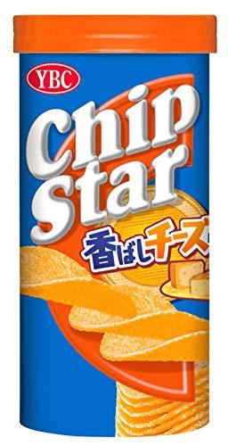 チップスターS 香ばしチーズ味 8本