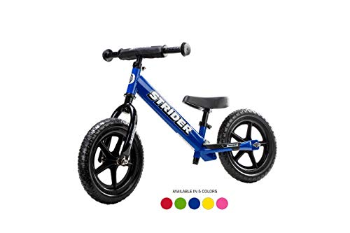 Product Image of the Strider - 12 Sport Balance Bike, Ages 18 Months to 5 Years, Blue