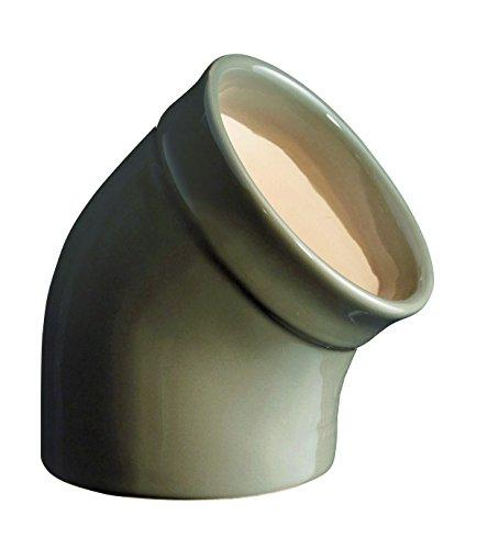 Emile Henry eh950201salero de cerámica Silex 10x 10x 13,5cm