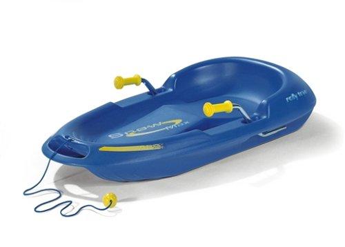 Rolly Toys rollySnow Max (Alter ab 3 Jahre, ergonomischer Sitz, mit zwei Bremsen, belastbar bis 100 kg) 200283