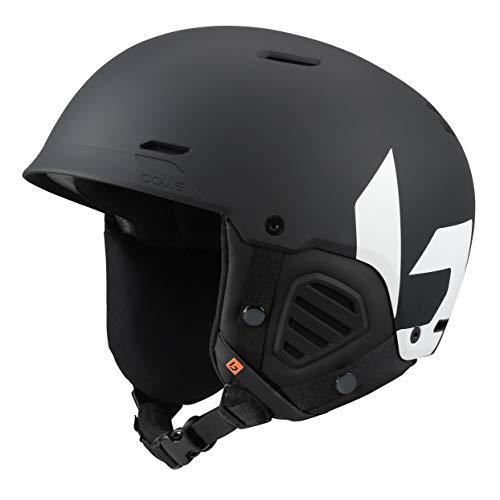 Bollé Mute Casco de Ski Black Adultos Unisex 55-59 cm