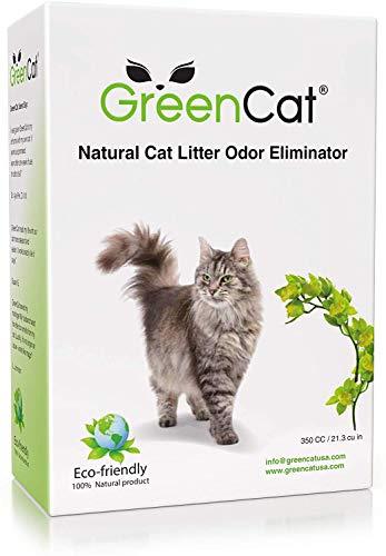 GreenCat Katzenstreu Deodorierer 1 Beutel