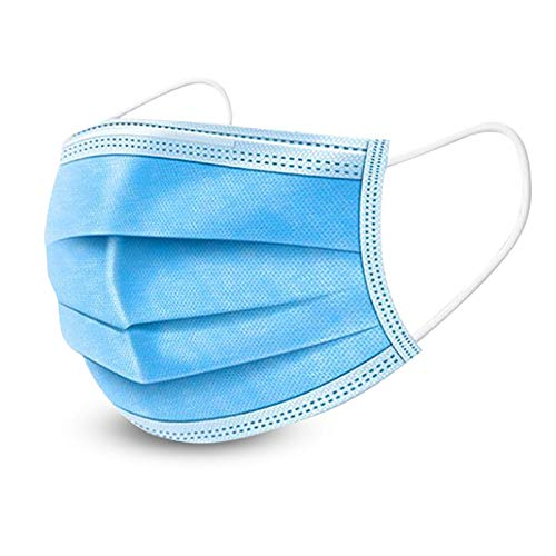 MTYX Disposable High Standard Face Mask (Pack of 50) - Protection BFE>99% – Standard:EN14683′ /></a></td> <td class=