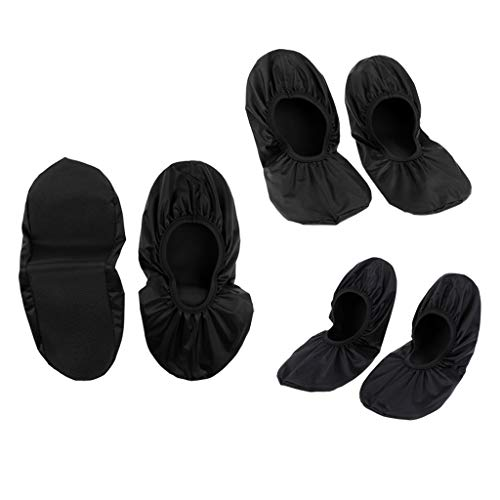 SM SunniMix Shoe Cover Schuhüberzieher für Bowlingschuhe S + M + XL
