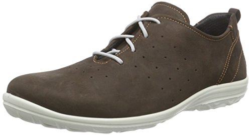 Jomos Herren Allegra Sneaker,Braun (choco 343),41 EU