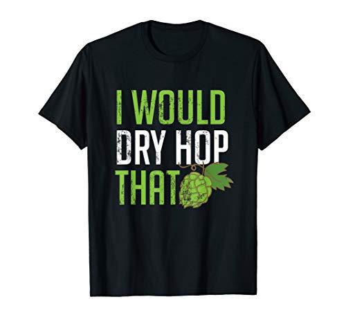 Craft Beer Shirt Bier Hopfen IPA Ale Stout Brauer Geschenk