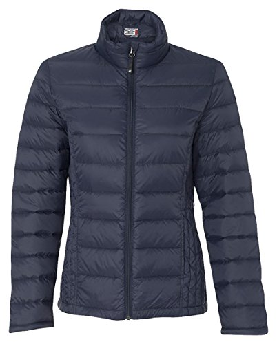 Weatherproof Women's 32 Degrees Packable Down Jacket, Classic Navy, Small