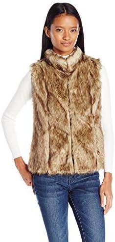 Angie Women's Faux Fur Vest