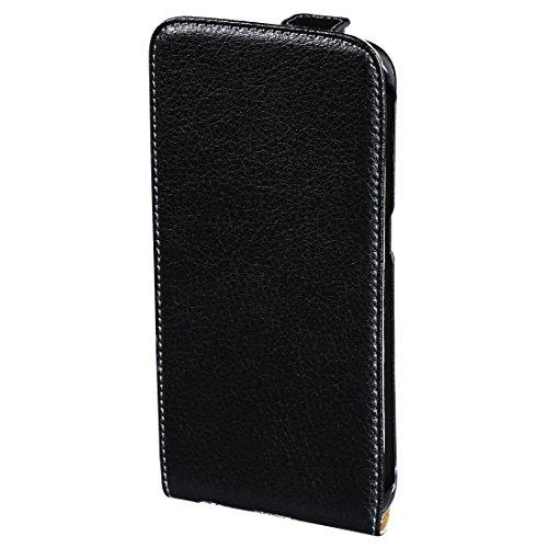 Hama Flap-Tasche Smart Case, Schwarz für Samsung Galaxy S7 Edge