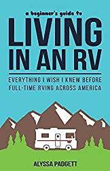 Book cover: A Beginner's Guide to Living in an RV