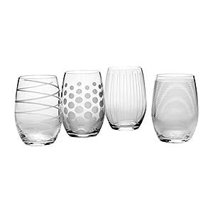 Mikasa Cheers Wine Glasses, (Set of 4)