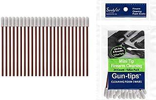 "SWAB-ITS 3"" Mini Tip Gun Cleaning Swab Gun-Tips"