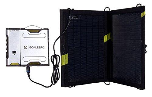 Cargador solar Goal Zero Nomad 13