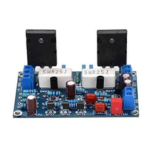 CUHAWUDBA 100W 2Sc5200 + 2Sa1943 Tablero Amplificador