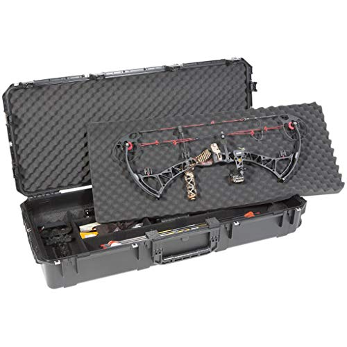 SKB Sports iSeries Ultimate Bow Case Small, Black, One Size