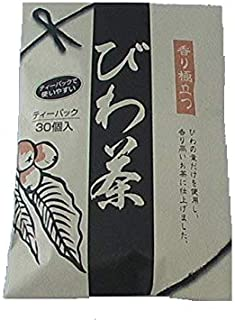 健康茶 枇杷茶 びわの葉100% ティ-パック(30包入) 健康維持にどうぞ!