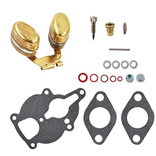 labwork Carburetor Repair Kit Float LQ39 Replacement for Zenith Wisconsin Engine AENL VH4D TRA THD AHH TJD TRA12D VHD