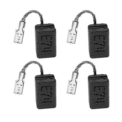 D2D 4 cepillos de carbono para amoladora angular Bosch GWS 7-115 1 619 P02 870 S16G