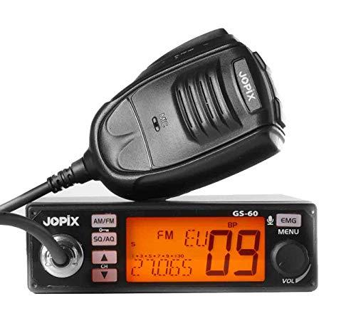 Jopix GS60 - Emisora móvil CB-27 (MULTINORMA)