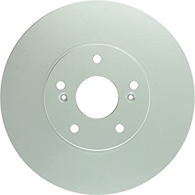 Bosch 26010733 QuietCast Premium Disc Brake Rotor For Acura: 2001-2003 CL, 2001-2006 MDX, 1999-2003 TL, 2004-2014 TSX; Honda: 2003-2012 Accord, 1999-2004 Odyssey, 2003-2008 Pilot ; Front
