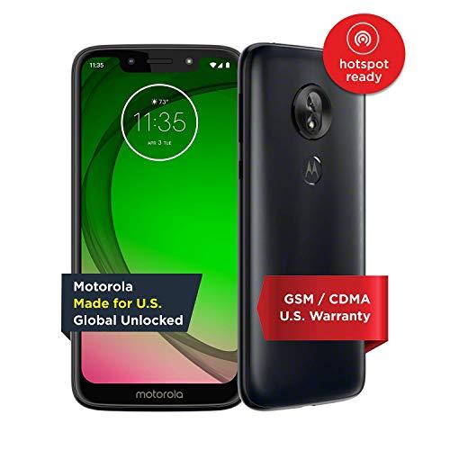 Moto G7 Play - Unlocked - 32 GB - Deep Indigo (US Warranty) - Verizon, AT&T, T-Mobile, Sprint,...
