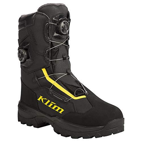 KLIM Adrenaline Pro GTX BOA Boot 12 Black