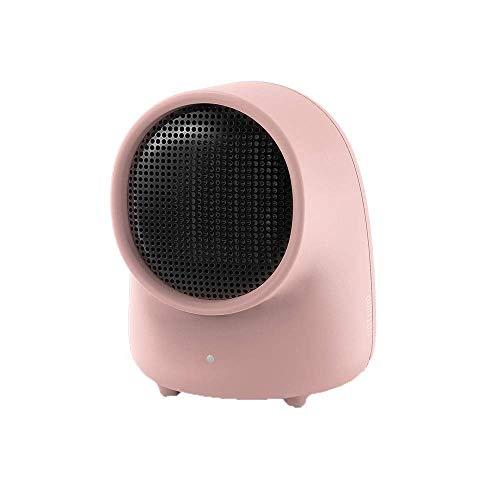 SBSNH Calentador de cerámica, calentador eléctrico del ventilador Apagado automático del calentador con termostato personal de volcado y Protección del sobrecalentamiento for el dormitorio hog