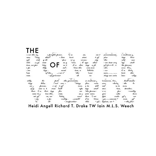 The Power of Words audiobook cover art