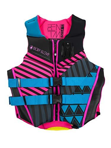 Body Glove Women's Phantom - 2XL-Aqupnk Women's Phantom Uscga Llife Vest