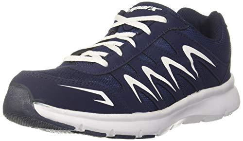 Sparx Men's Navy Blue and White Running Shoes - 10 UK/India (44 EU)(SX-276)