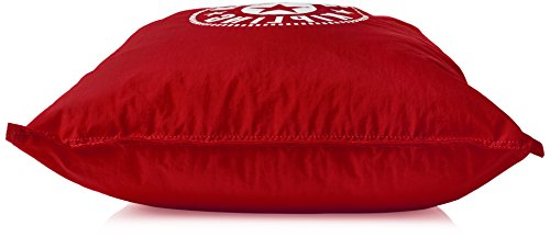 Kipling New Hiphurray L Fold, Women's Tote, Red (Lively Red), 0.1x45x49.5 cm (B x H T)