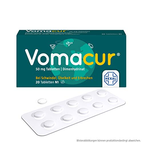 Vomacur Tabletten, 20 St