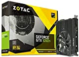 ZOTAC GeForce GTX 1050 Ti Mini, 4GB GDDR5 DisplayPort 128-bit Gaming Graphic Card (ZT-P10510A-10L)