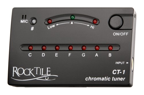 Rocktile CT-1 Chromatisches Stimmgerät