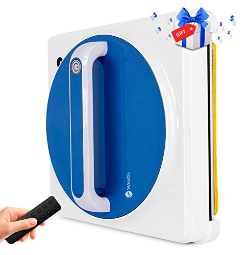 Our #4 Pick is the Wexbi Window Cleaning Robot