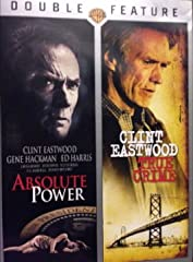 Multi-Movie (Absoltue Power, True Crimes) - DVD Brand New