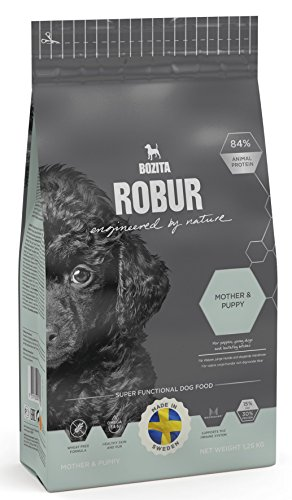 Bozita Hundefutter Robur Mother & Puppy 30/15, 1er Pack (1 x 1.25 kg)