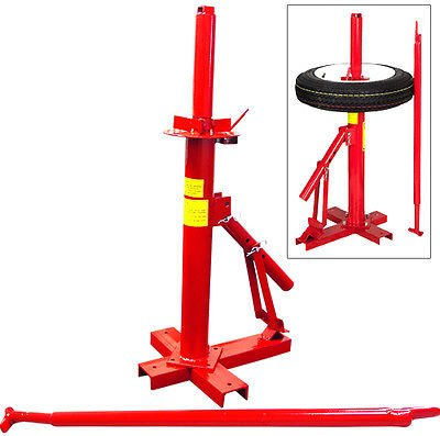 GHP Portable overseas Manual Hand Tire Changer Bead Break w Tool Mounting Max 73% OFF