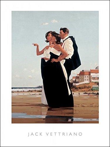 L'AFFICHE ILLUSTREE Poster Jack Vettriano