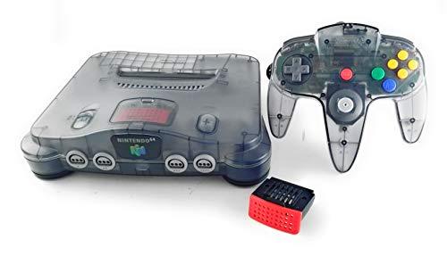 nintendo 64 console smoke - 2