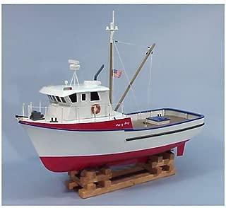 Jolly Jay Fishing Trawler Wooden Boat Kit by Dumas