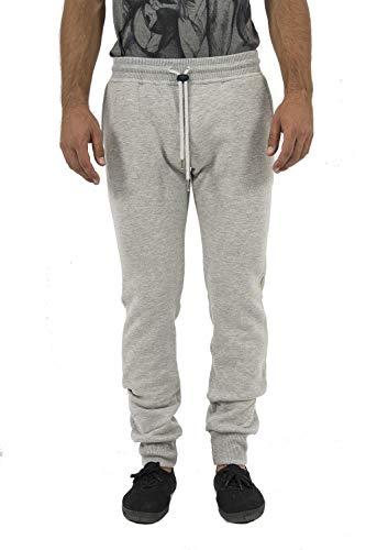 Sweet Pants joggingbroek slim grijs