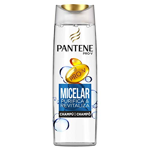 Pantene Champú - PRO-V Micelar Purifica & Revitaliza 400 ml