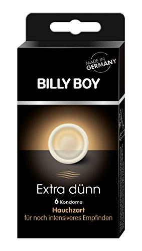 Billy Boy Extra dünn Kondome, 6 Stück