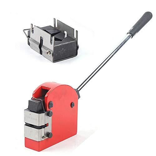 Stauch und Streckgerät Stauchgerät Biegemaschine 1,2/1,5 mm Stauchmaschine Sickenmaschine Blechbieger Streckwerkzeug