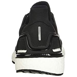 adidas Women's Ultraboost 20 Running Shoe, Black/Night Metallic/White, 8.5 M US