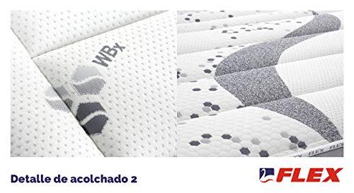 Colchón inteligente iBed Flex - 6