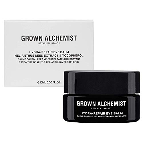Grown Alchemist Hydra-Repair Eye Balm - Helianthus Seed Extract & Tocopherol - Made with...